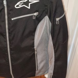 Alpinestars Stella Motorcycle Jacket Black Women S